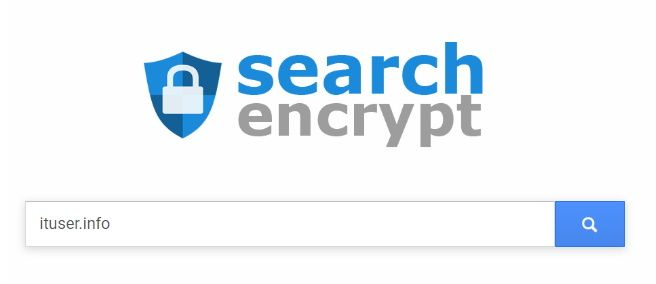 Search Encrypt cautare criptata