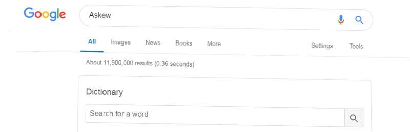askew trucuri google