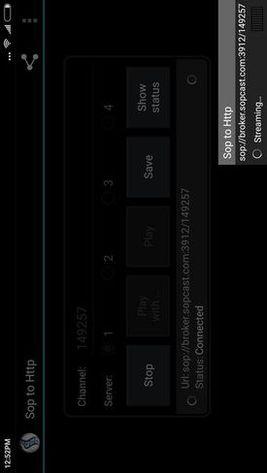 Buzunar TV online Android