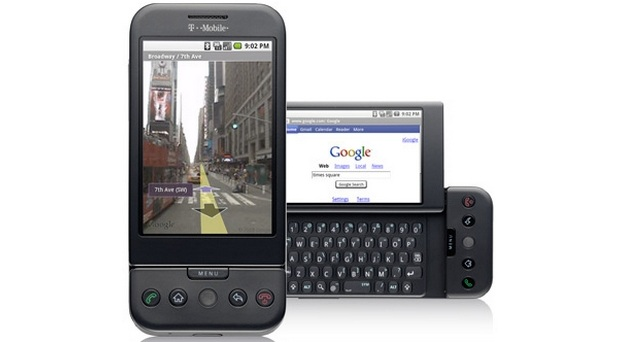 HTC Dream G1 Android