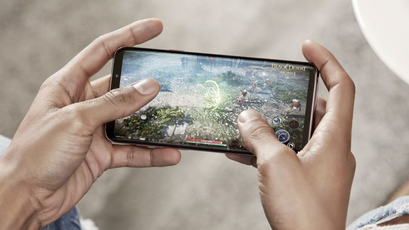 samsung galaxy s9 gaming