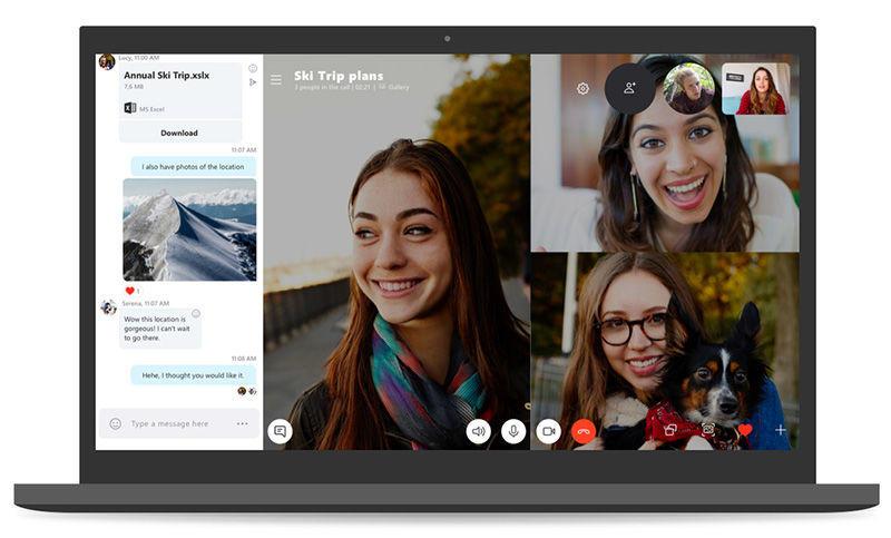 skype version 7