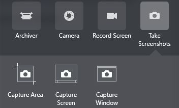 cum sa faci screen windows 10