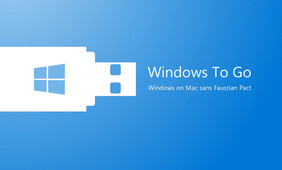 Creati stick bootabil Windows To Go în Dism++