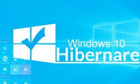 Hibernare Windows 10 - activare si dezactivare