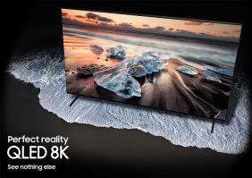 Samsung TV QLED 8K - pret si data începerii vânzărilor