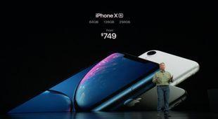 Apple a prezentat oficial iPhone XR