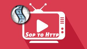 Sop to Http (Sopcast) - livestream, tv online pe android