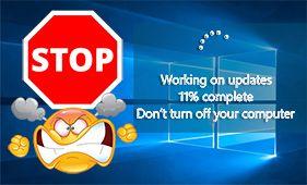 Cum se opresc actualizările automate în Windows 10