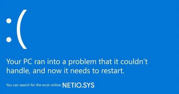Cum se remediază ecranul albastru netio.sys pe Windows 11 și Windows 10