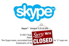Skype classic va fi închis în noiembrie - anunță Microsoft