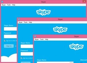 Cum pot rula mai multe conturi Skype în același timp?