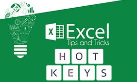 Comenzi rapide Excel