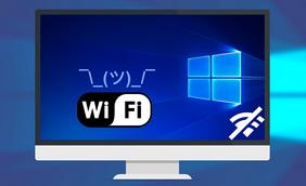 Nu mă pot conecta la Wi-Fi în Windows 10 - cum rezolv?
